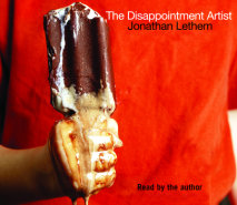 The Disappointment Artist Cover