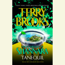 High Druid of Shannara: Tanequil Cover