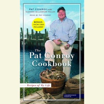The Pat Conroy Cookbook cover