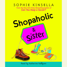 Shopaholic & Sister Cover