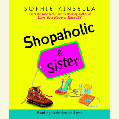 Shopaholic & Sister cover