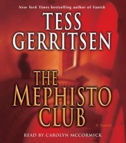 The Mephisto Club Cover