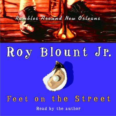 Feet on the Street: cover