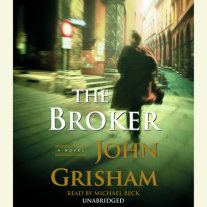 The Broker Cover