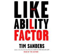 The Likeability Factor Cover