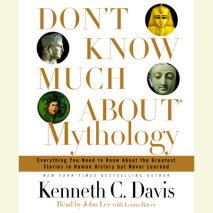 Don't Know Much About Mythology Cover