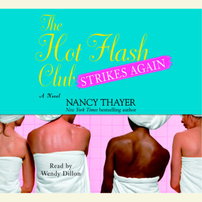 The Hot Flash Club Strikes Again cover