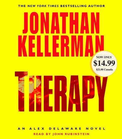 Therapy by Jonathan Kellerman