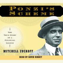 Ponzi's Scheme Cover