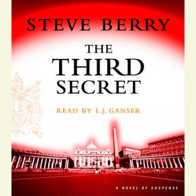 The Third Secret cover
