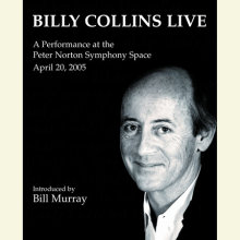 Billy Collins Live Cover