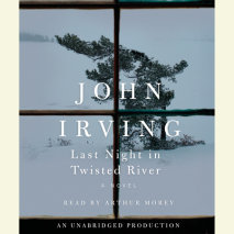 Last Night in Twisted River Cover