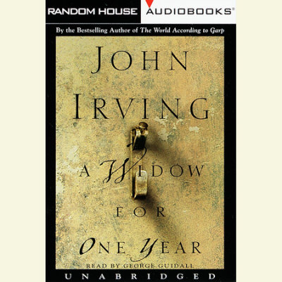 A Widow for One Year cover