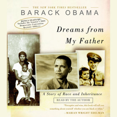 Dreams from My Father cover