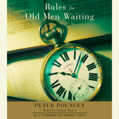 Rules for Old Men Waiting cover