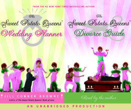 The Sweet Potato Queens' Wedding Planner/Divorce Guide Cover