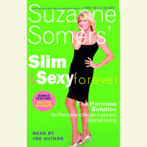 Suzanne Somers' Slim and Sexy Forever Cover