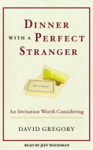 Dinner with a Perfect Stranger Cover