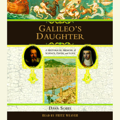 Galileo's Daughter cover