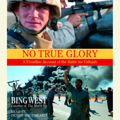 No True Glory: Fallujah and the Struggle in Iraq cover