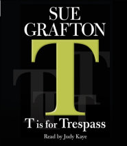 T Is For Trespass Cover