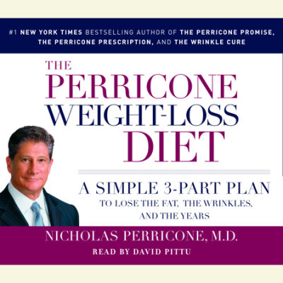 The Perricone Weight-Loss Diet cover
