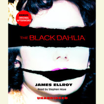 The Black Dahlia Cover