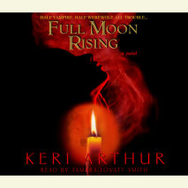 Full Moon Rising Cover