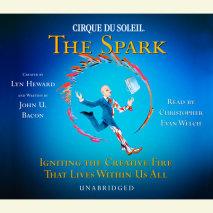 CIRQUE DU SOLEIL® The Spark Cover