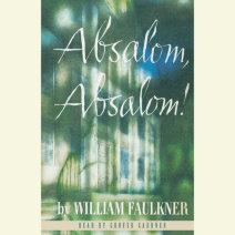 Absalom, Absalom! Cover