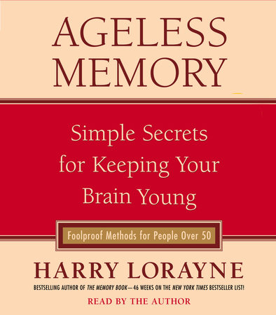Ageless Memory cover
