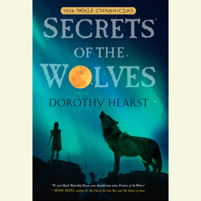 Secrets of the Wolves cover