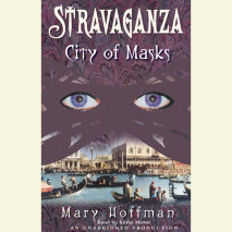 Stravaganza: City of Masks Cover