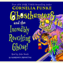 Ghosthunters and the Incredibly Revolting Ghost Cover