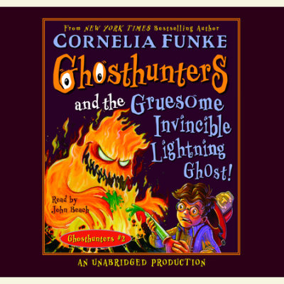 Ghosthunters and the Gruesome Invincible Lightning Ghost cover