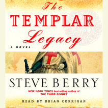 The Templar Legacy Cover