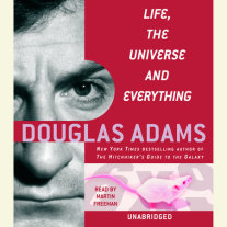 Life, the Universe and Everything Cover