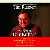 Wisdom of Our Fathers Cover