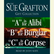 Sue Grafton ABC Gift Collection Cover