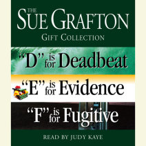 Sue Grafton DEF Gift Collection Cover