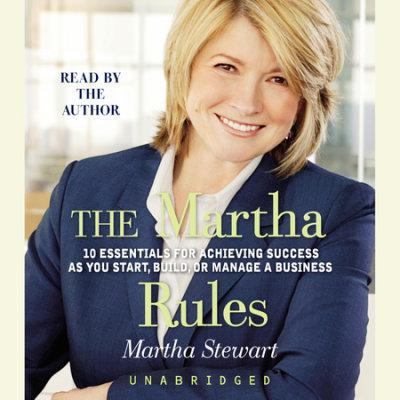 The Martha Rules cover