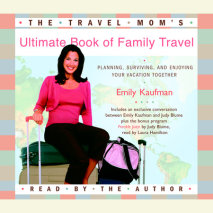 The Travel Mom's Ultimate Book of Family Travel Cover