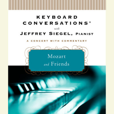 Keyboard Conversations®: Mozart and Friends cover