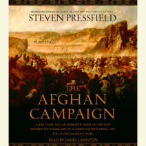 The Afghan Campaign Cover