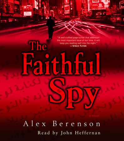 The Faithful Spy cover