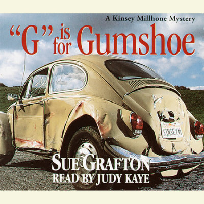 G Is for Gumshoe cover