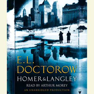 Homer & Langley cover