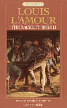 The Sackett Brand Cover