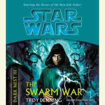 Star Wars: Dark Nest III: The Swarm War Cover