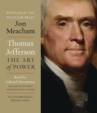 Thomas Jefferson: The Art of Power cover